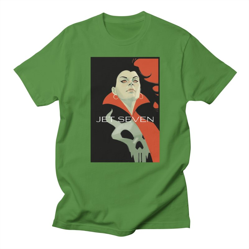 Jet Seven Galaxia Men's Regular T-Shirt by Phil Noto's Shop