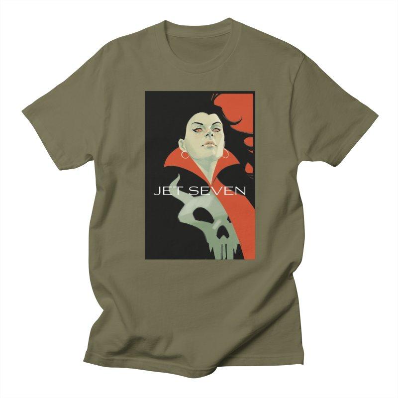 Jet Seven Galaxia Women's Unisex T-Shirt by Phil Noto's Shop