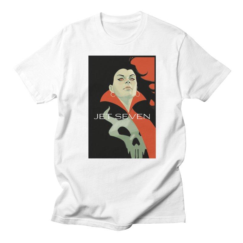 Jet Seven Galaxia Men's Regular T-Shirt by Phil Noto's Shop