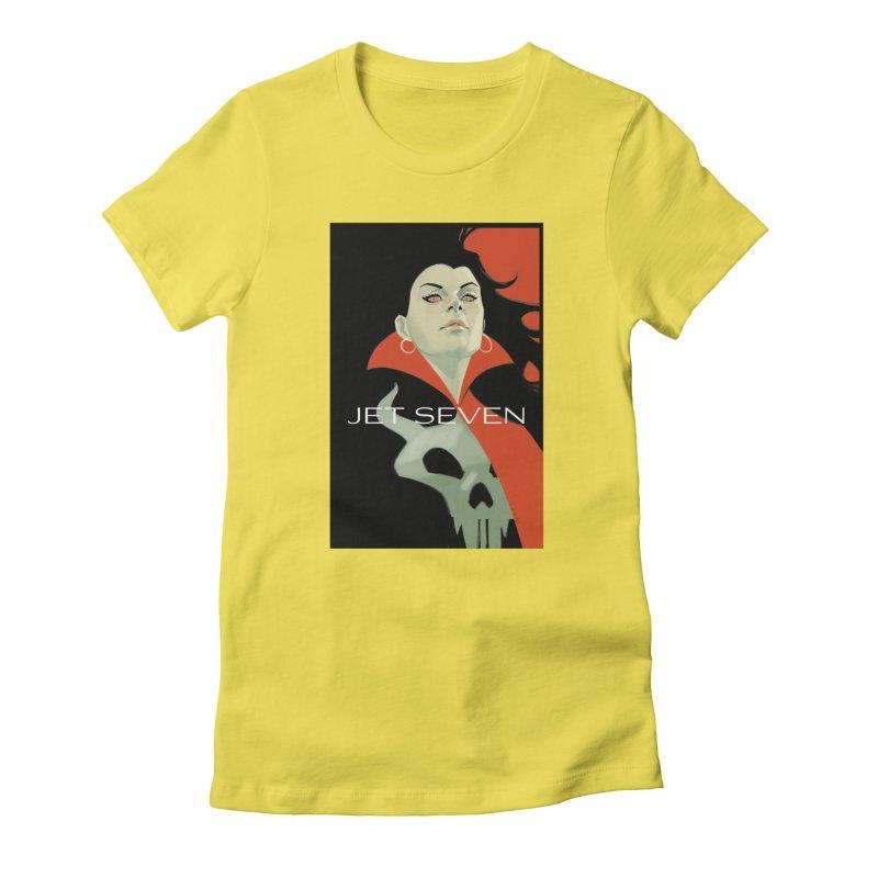 Jet Seven Galaxia Women's T-Shirt by Phil Noto's Shop