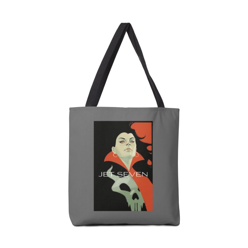 Jet Seven Galaxia Accessories Tote Bag Bag by Phil Noto's Shop