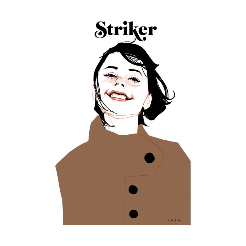Striker Men's T-Shirt by Phil Noto's Shop