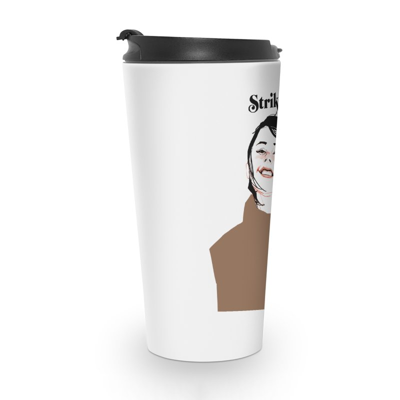 Striker Accessories Travel Mug by Phil Noto's Shop