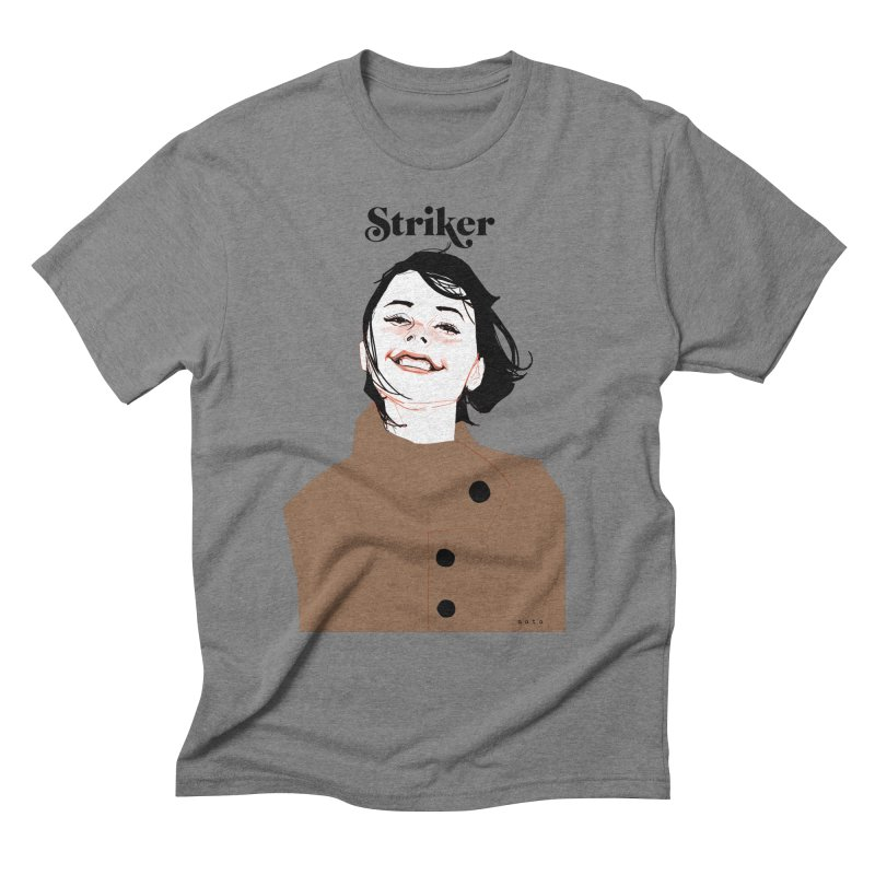 Striker Men's T-Shirt by Phil Noto's Shop