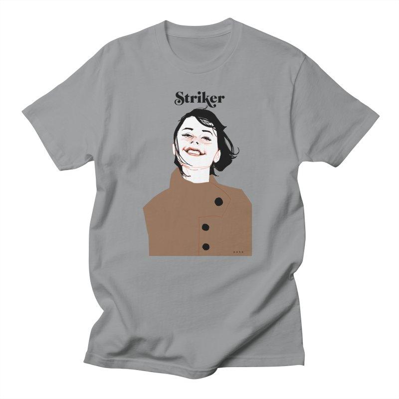 Striker Women's Regular Unisex T-Shirt by Phil Noto's Shop