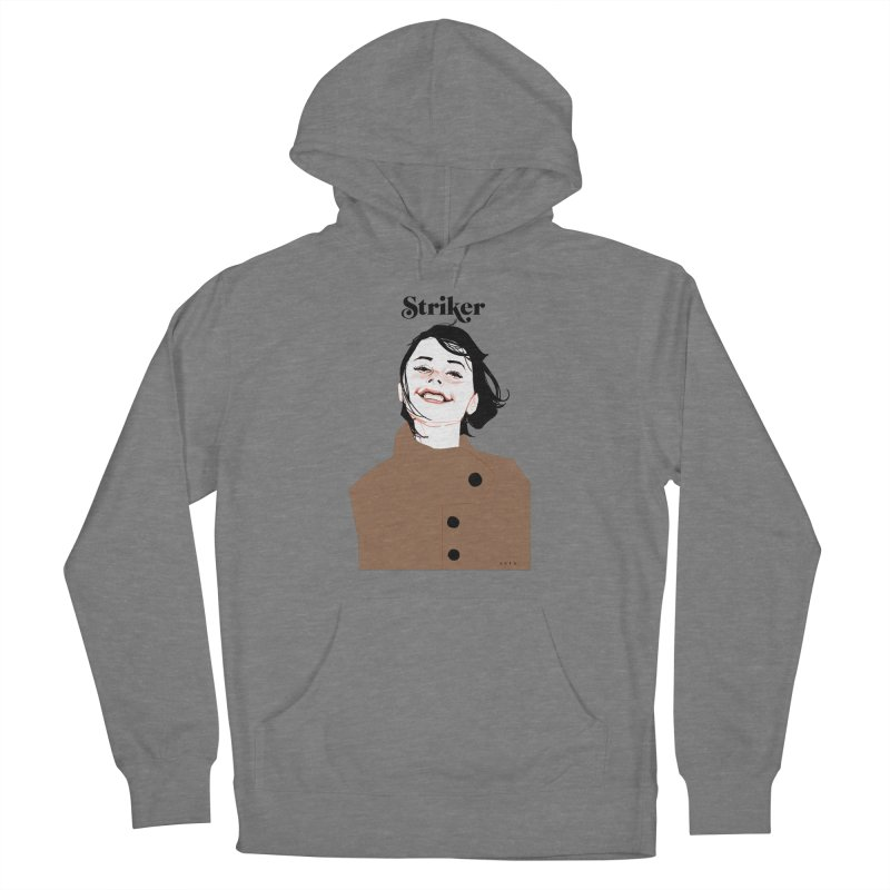 Striker Women's Pullover Hoody by Phil Noto's Shop