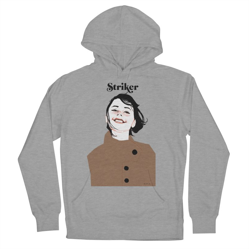 Striker Women's Pullover Hoody by Phil Noto's Shop