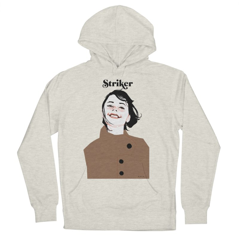 Striker Men's French Terry Pullover Hoody by Phil Noto's Shop