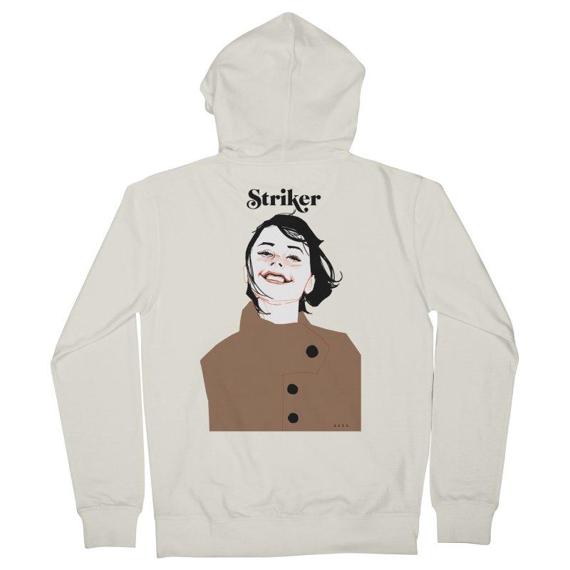 Striker Women's Zip-Up Hoody by Phil Noto's Shop