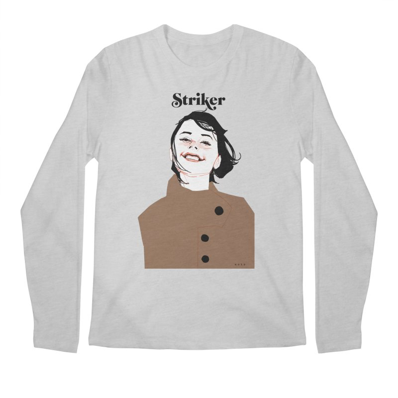 Striker Men's Regular Longsleeve T-Shirt by Phil Noto's Shop