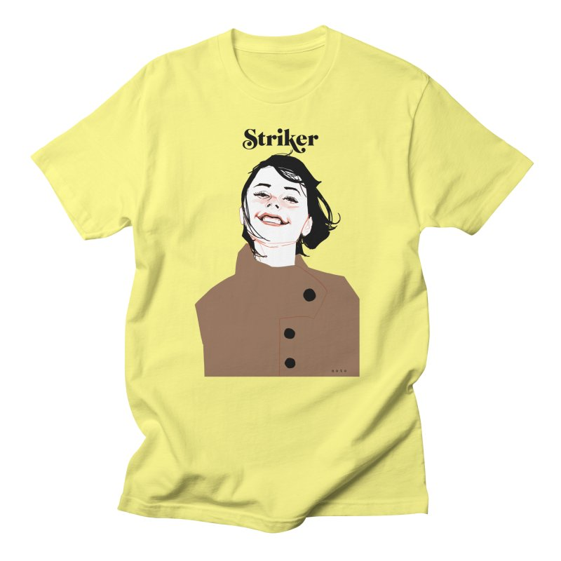 Striker Men's Regular T-Shirt by Phil Noto's Shop