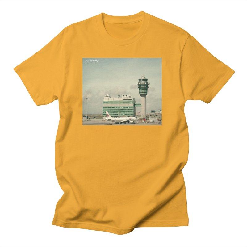 Jet Seven Airport Men's T-Shirt by Phil Noto's Shop