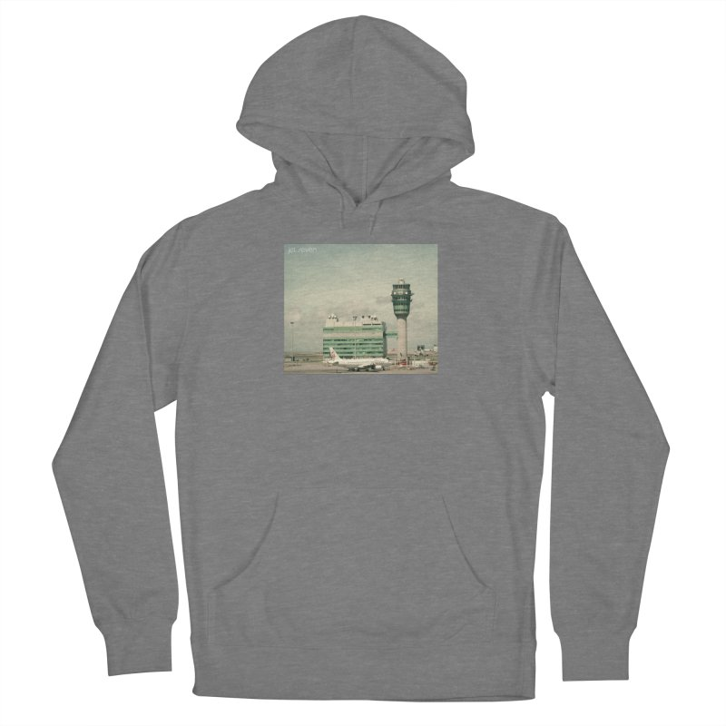 Jet Seven Airport Women's Pullover Hoody by Phil Noto's Shop