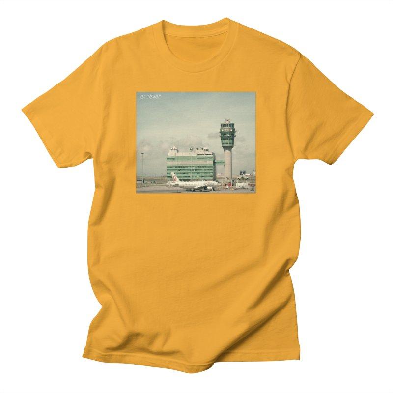 Jet Seven Airport Women's Regular Unisex T-Shirt by Phil Noto's Shop
