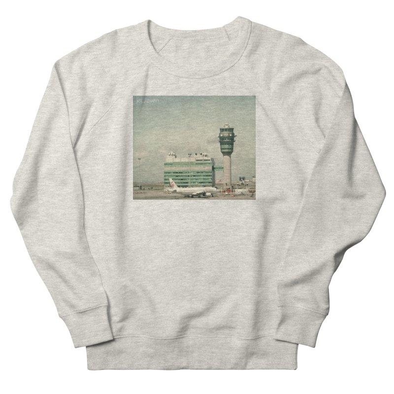 Jet Seven Airport Women's Sweatshirt by Phil Noto's Shop