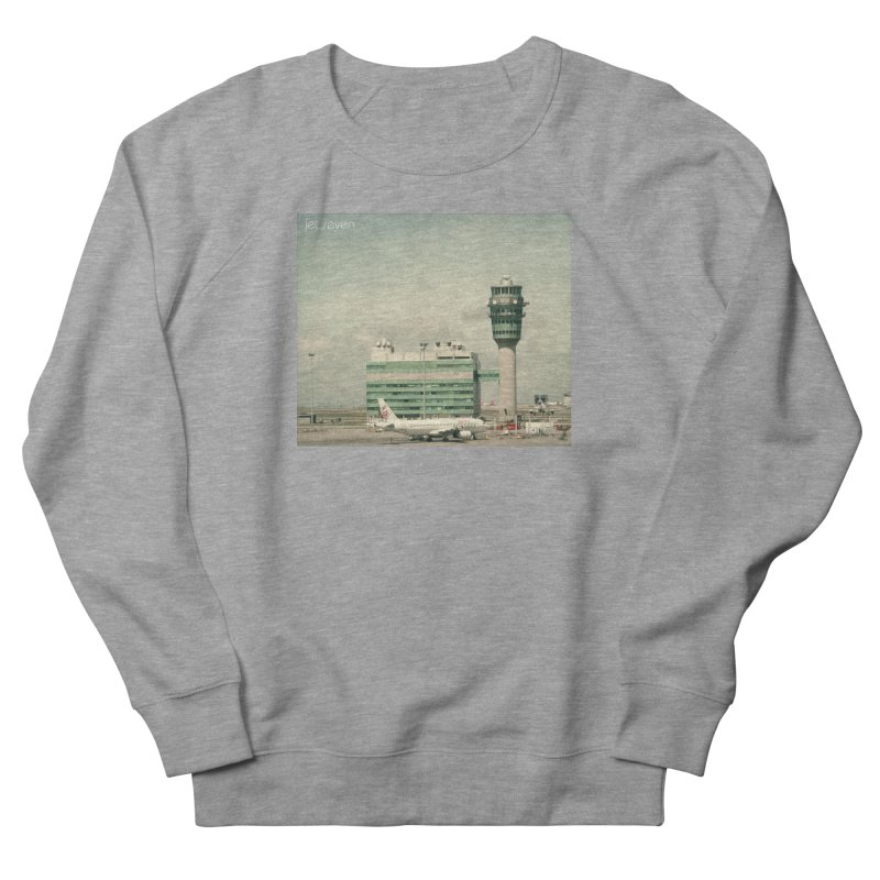 Jet Seven Airport Men's Sweatshirt by Phil Noto's Shop