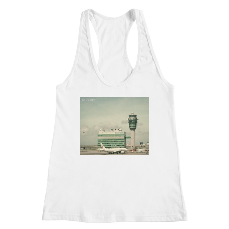 Jet Seven Airport Women's Tank by Phil Noto's Shop