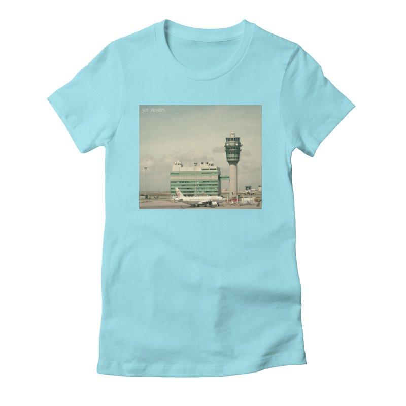Jet Seven Airport Women's T-Shirt by Phil Noto's Shop