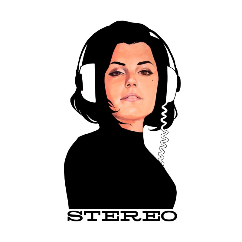 Stereo None  by Phil Noto's Shop