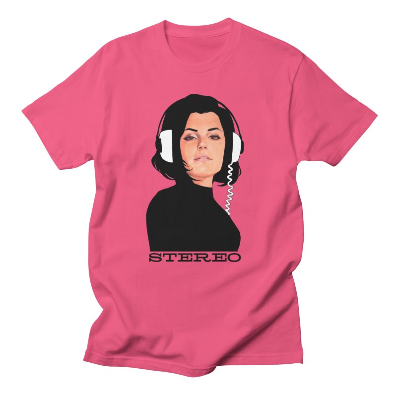 Stereo Women's Unisex T-Shirt by Phil Noto's Shop