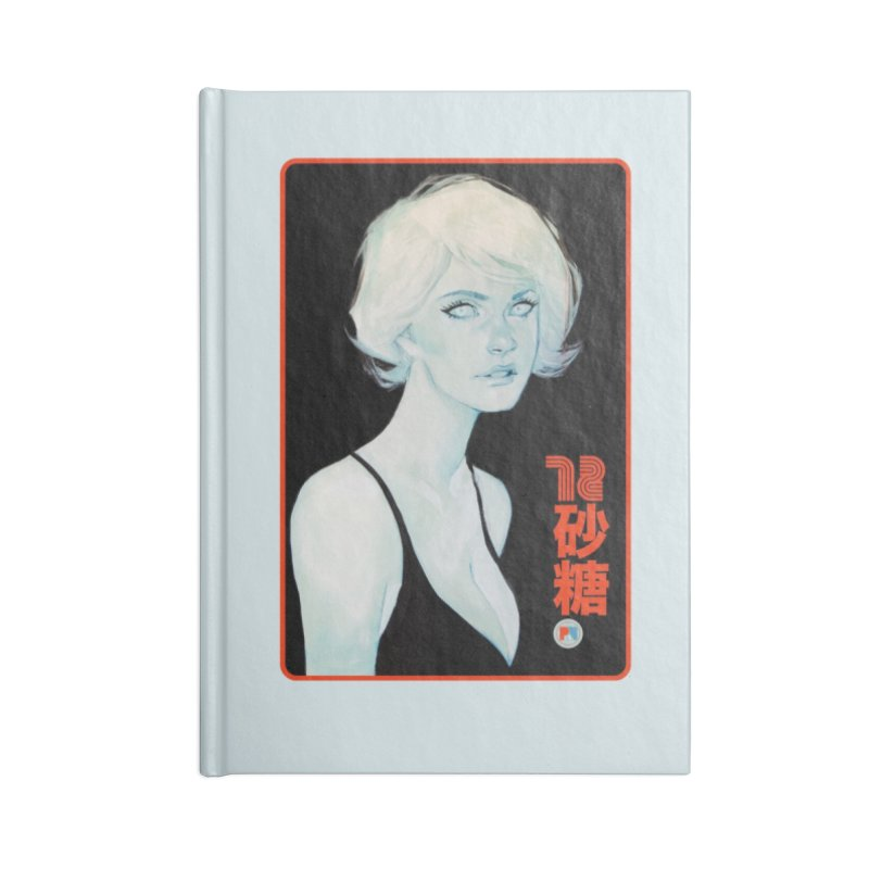 Sugar 72 Accessories Notebook by Phil Noto's Shop