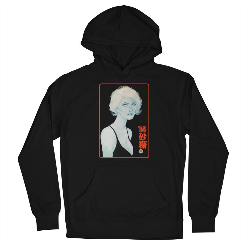 Sugar 72 Women's French Terry Pullover Hoody by Phil Noto's Shop