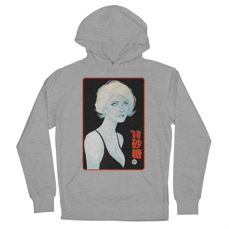 Sugar 72 Men's French Terry Pullover Hoody by Phil Noto's Shop