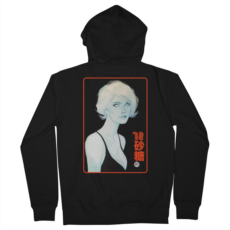 Sugar 72 Men's Zip-Up Hoody by Phil Noto's Shop