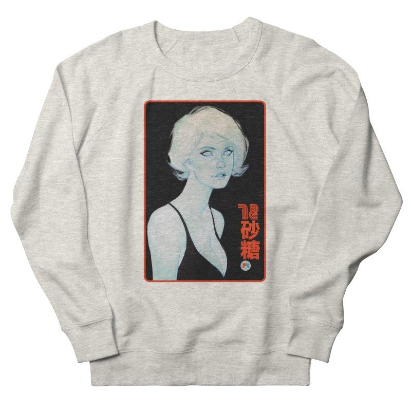 Sugar 72 Women's French Terry Sweatshirt by Phil Noto's Shop