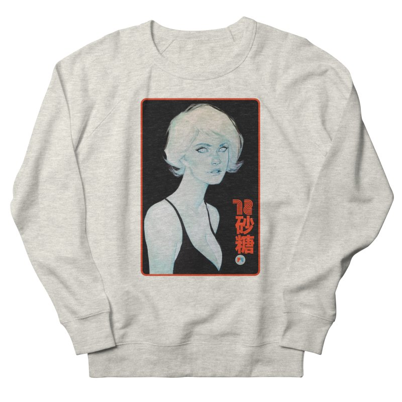 Sugar 72 Men's French Terry Sweatshirt by Phil Noto's Shop