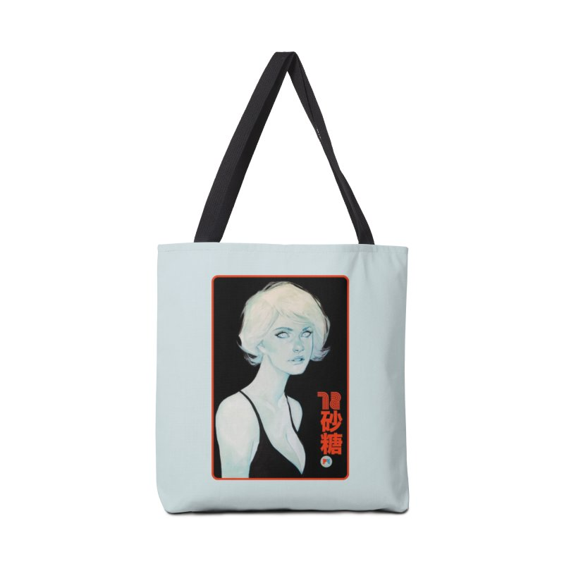 Sugar 72 Accessories Tote Bag Bag by Phil Noto's Shop