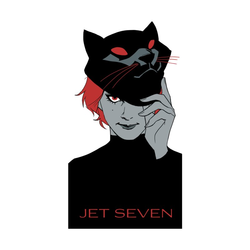 Jet Seven Cat by Phil Noto's Shop