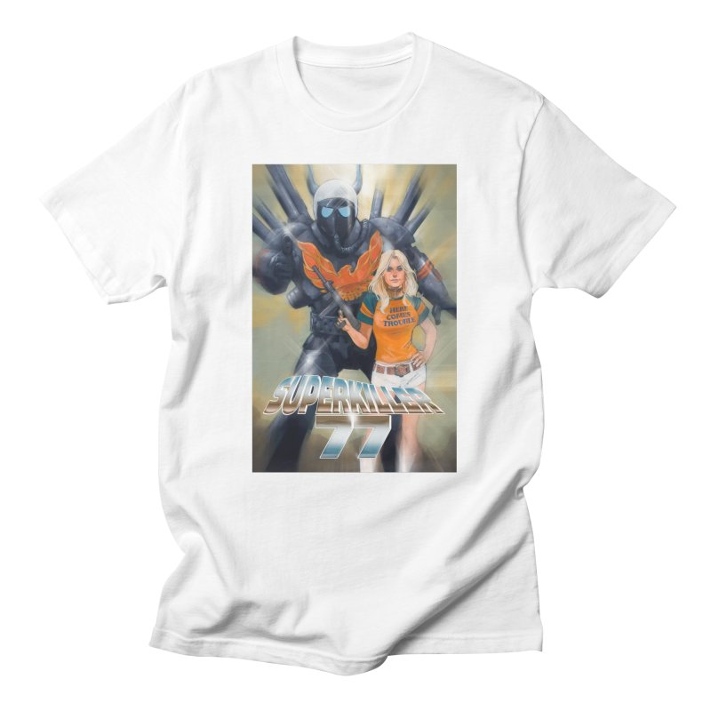 Superkiller 77 Men's T-Shirt by Phil Noto's Shop