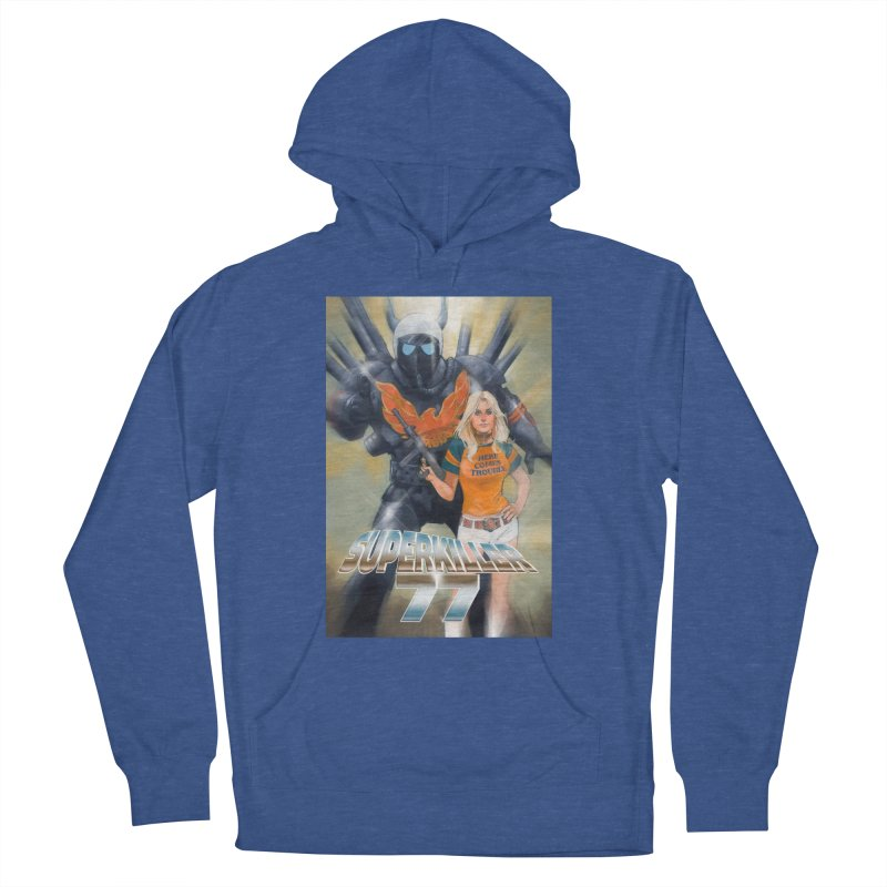 Superkiller 77 Women's Pullover Hoody by Phil Noto's Shop