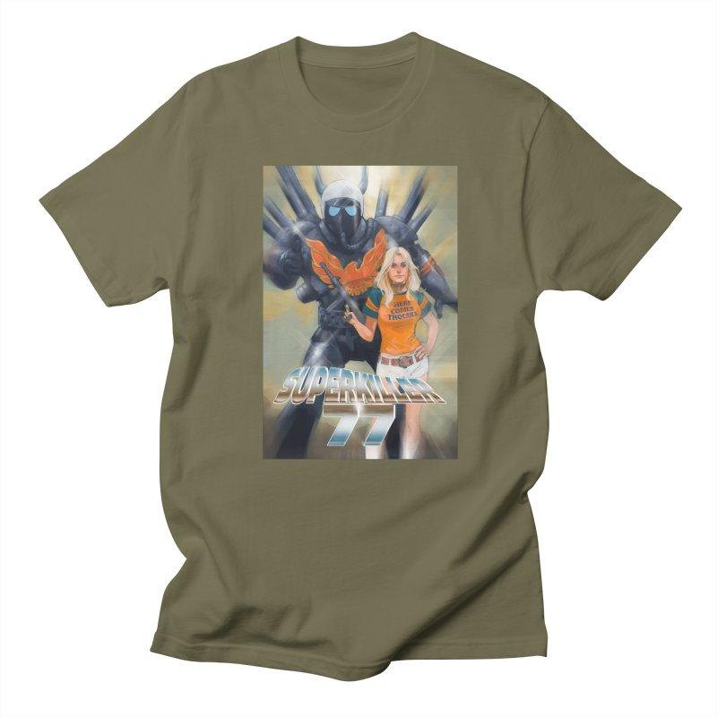 Superkiller 77 Men's Regular T-Shirt by Phil Noto's Shop