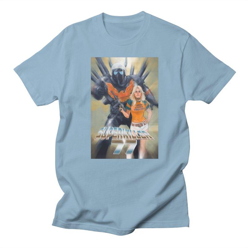 Superkiller 77 Women's Regular Unisex T-Shirt by Phil Noto's Shop