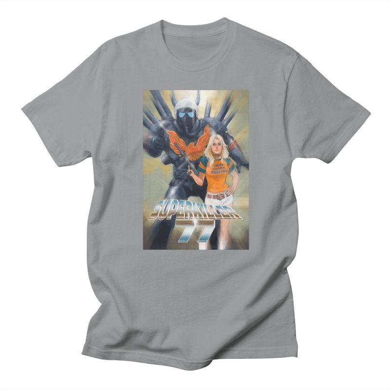 Superkiller 77 Women's Regular Unisex T-Shirt by Phil Noto's Shop