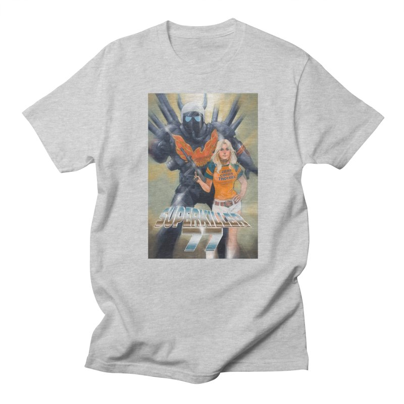 Superkiller 77 Men's Regular T-Shirt by Phil Noto's Shop