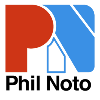 Phil Noto's Shop Logo