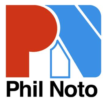 Phil Noto's Shop Logo