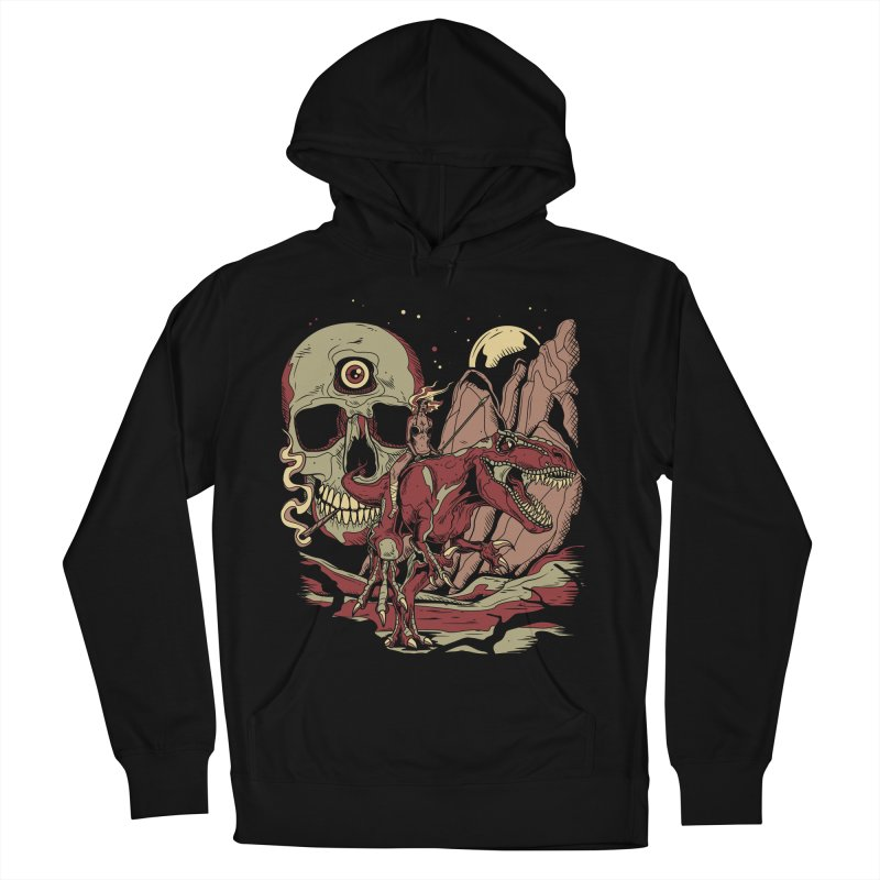 Good Times in Time Men's Pullover Hoody by Phil Ryan's Artist Shop