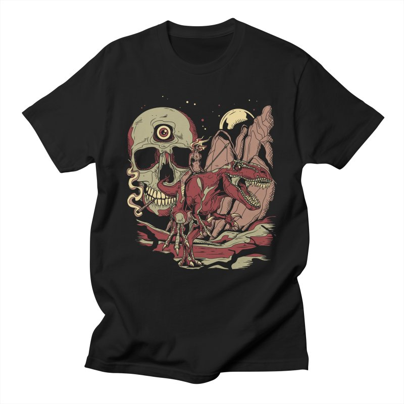 Good Times in Time Men's T-shirt by Phil Ryan's Artist Shop