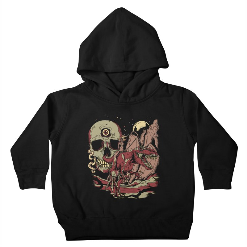 Good Times in Time Kids Toddler Pullover Hoody by Phil Ryan's Artist Shop