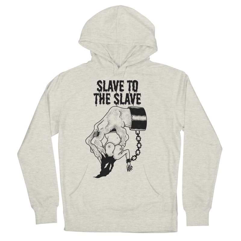 Slave To The Slave Men's Pullover Hoody by Phil Ryan's Artist Shop