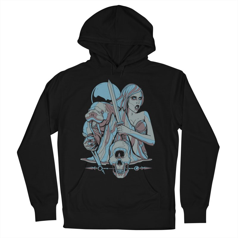 The Battle for Icewall Women's Pullover Hoody by Phil Ryan's Artist Shop