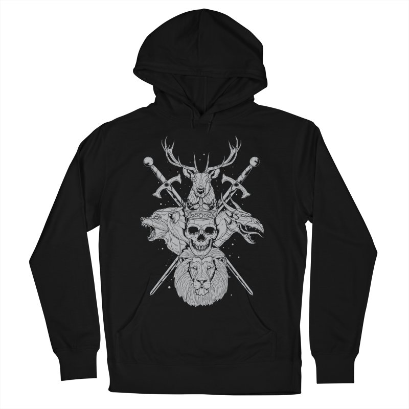 The Game of Thrones Men's Pullover Hoody by Phil Ryan's Artist Shop