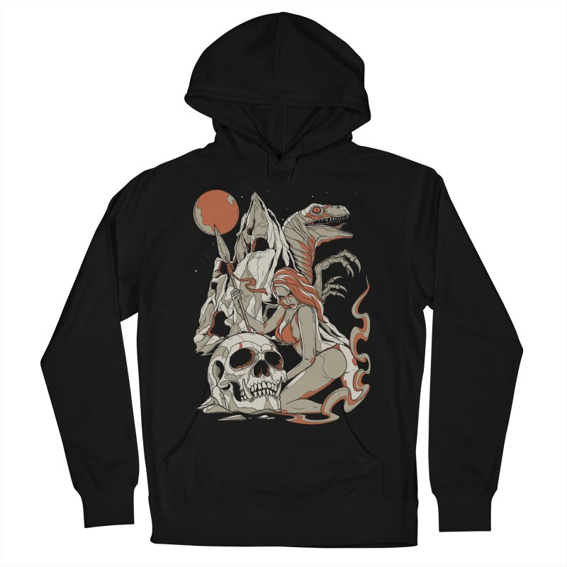 Lord of the Jungle Men's Pullover Hoody by Phil Ryan's Artist Shop