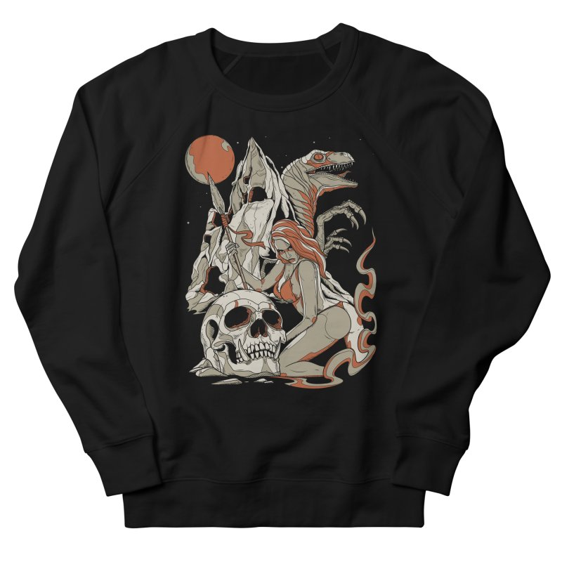 Lord of the Jungle Women's Sweatshirt by Phil Ryan's Artist Shop