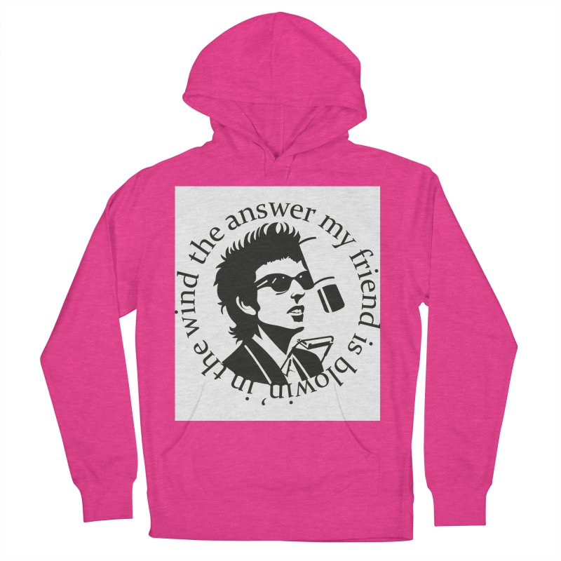Blowin in the Wind. Women's French Terry Pullover Hoody by philscarr's Artist Shop