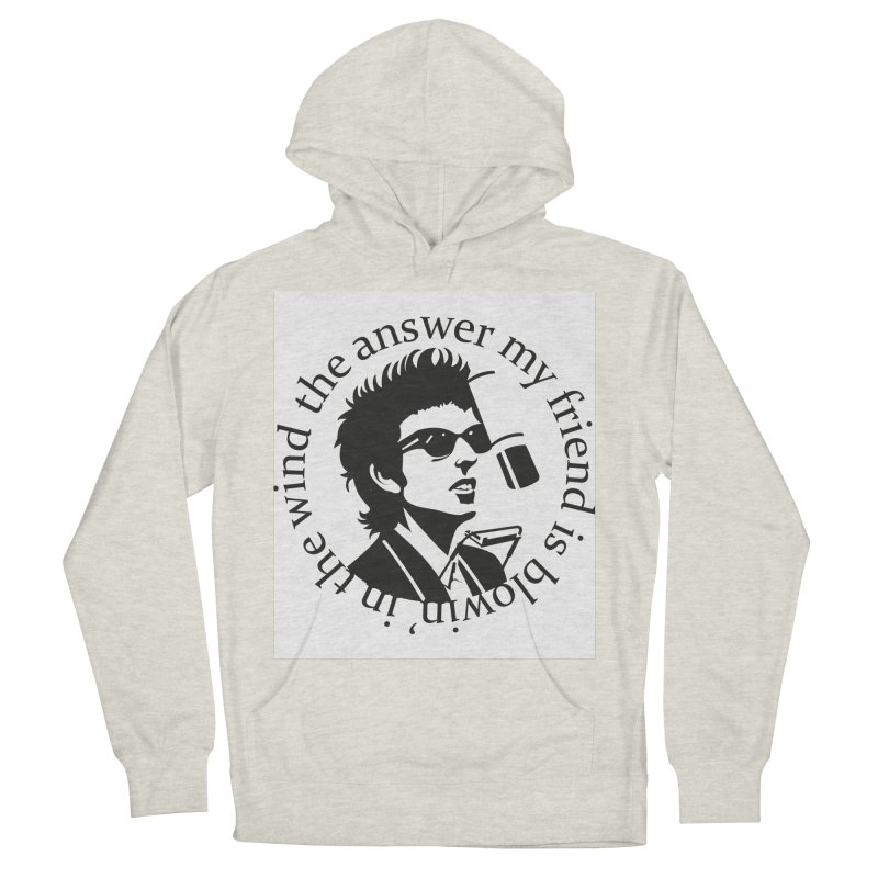 Blowin in the Wind. Men's French Terry Pullover Hoody by philscarr's Artist Shop